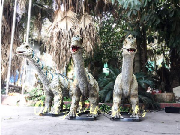 Animatronic Baby Brachiosaurus for Dinosaur Park5 1
