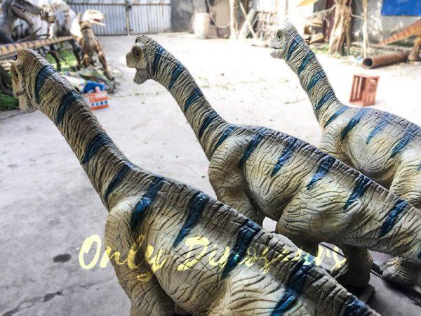 Animatronic Baby Brachiosaurus for Dinosaur Park6 1
