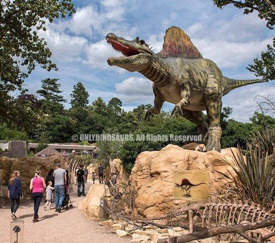 Animatronic Dinosaur Featurejpg