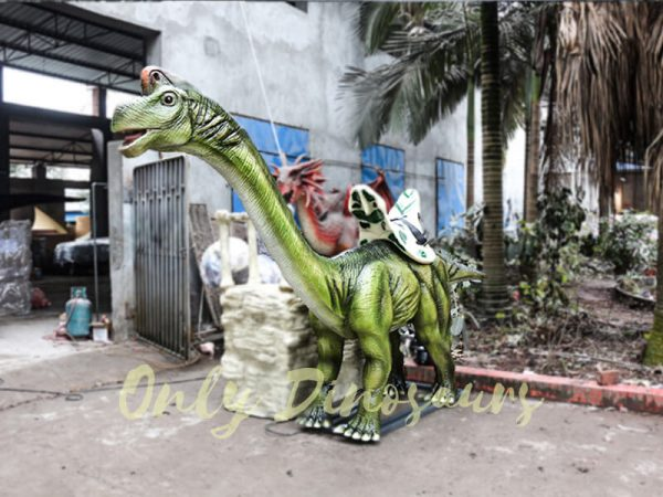 Animatronic Dinosaur Ride Brachiosaurus for Theme Park4 1