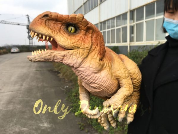 Baby-T-Rex-Puppet-for-Kids-Birthday-Party5-3