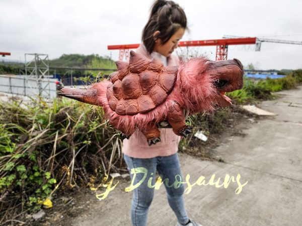 Customized Baby Dinosaur Turtle Hand Puppet6 1