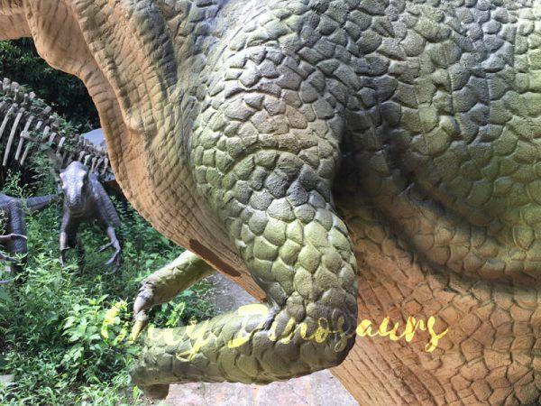Dino-Costume-Green-Tyrannosaurus-Rex-For-Event777