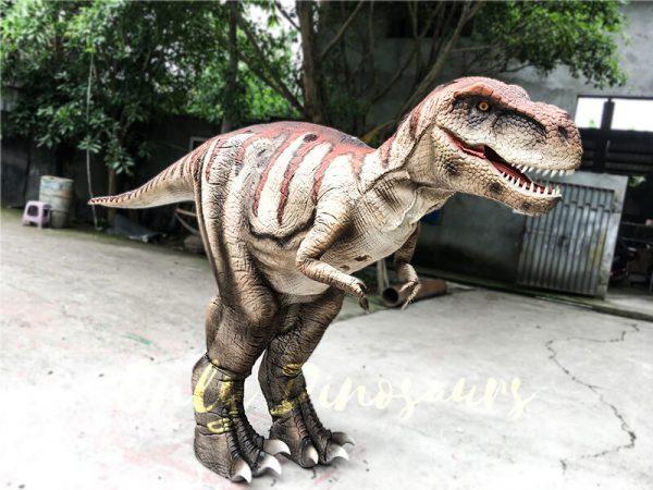 Dinosaur Costume Adult of Tyrannosaurus Rex1 1