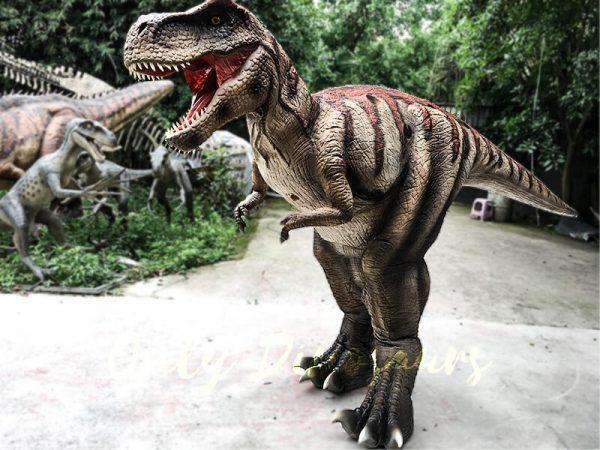 Dinosaur Costume Adult of Tyrannosaurus Rex5 1