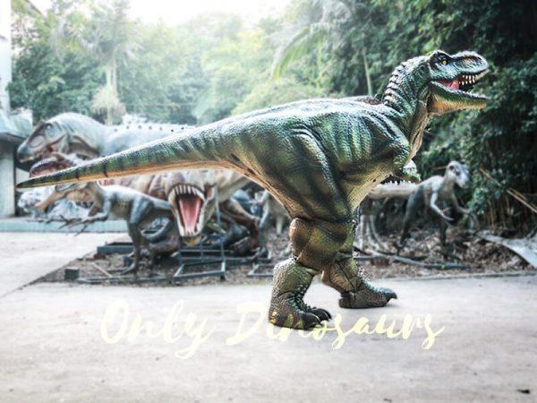 Dinosaur Suit of Jurassic Park T Rex1 1