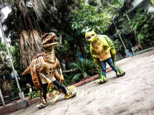 Dinosaur Suits Costume for Shows Tyrannosaurus