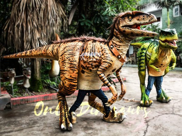 Dinosaur Suits Costume for Shows Tyrannosaurus2 1