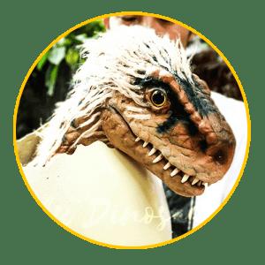 Dinosaur puppet thumbnail 3
