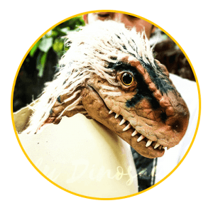 Hatching Dinosaur Puppet thumbnail