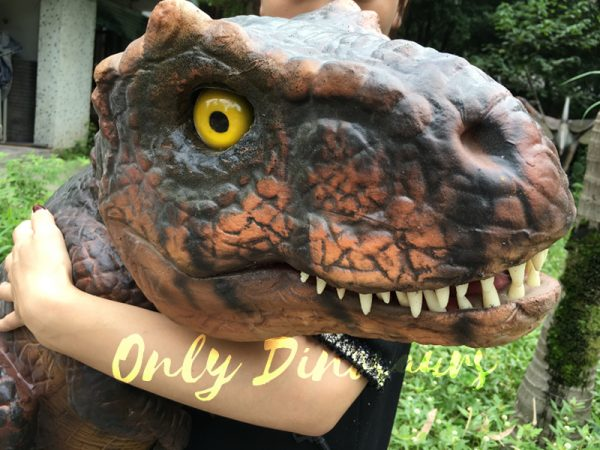 Field-Lifelike-T-Rex-Baby-Puppet-For-Outdoor