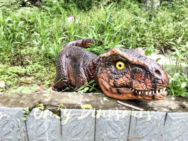 Field Lifelike T-Rex Baby Puppet for outdoor1