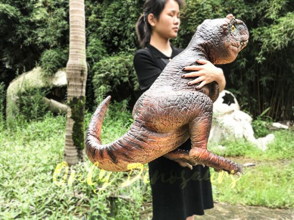Field Lifelike T-Rex Baby Puppet for outdoor3