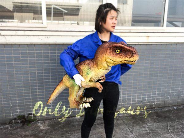 Flexible False Arm Dinosaur Puppet T. rex for Stage Show4 1