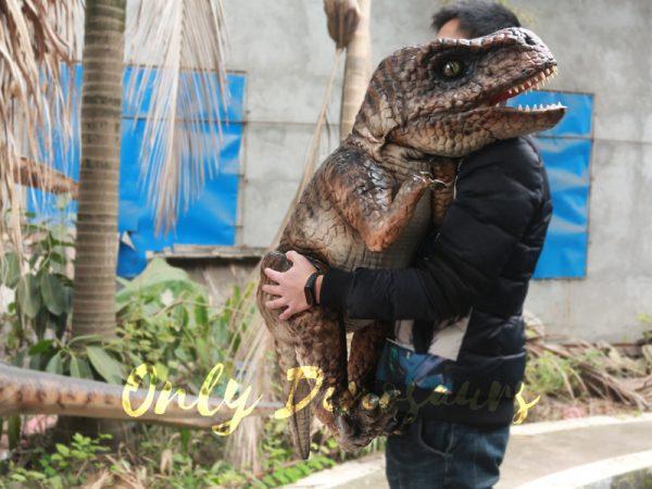 Halloween-Tyrannosaurus-Puppet-For-Puppeteer3-2