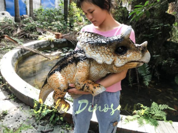 Hand Control Dinosaur Puppet Customized High Quality 2 1