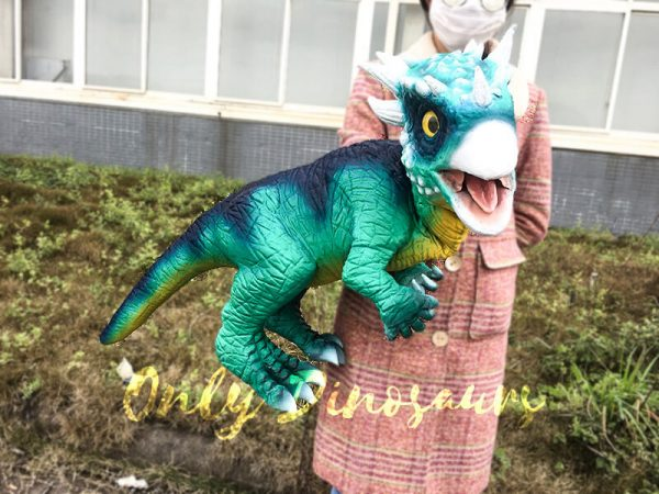 Hand Doll Dracorex Puppet For Kids5