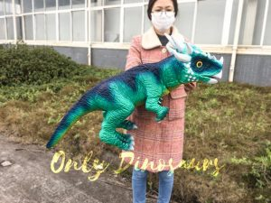 Hand Doll Dracorex Puppet For Kids