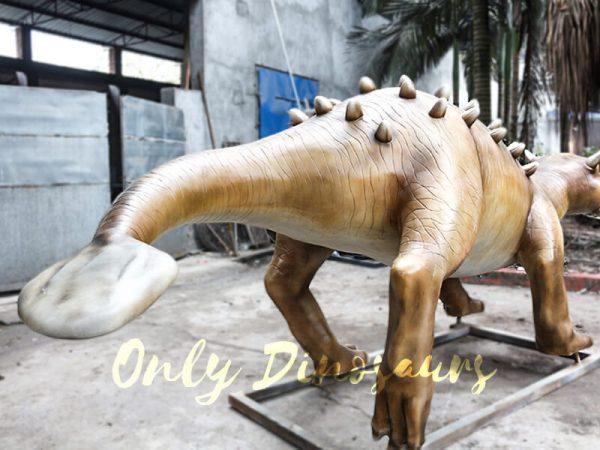 Helmeted Custom Dinosaur Ankylosaur with Cute Eyes8