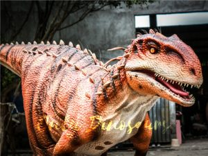 Indominus Rex Dinosaur Costumes  Orange