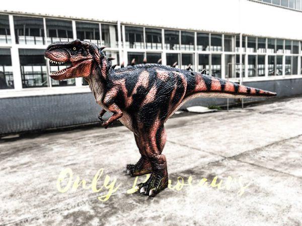 Jurassic Park T-Rex Costume Hidden Legs1