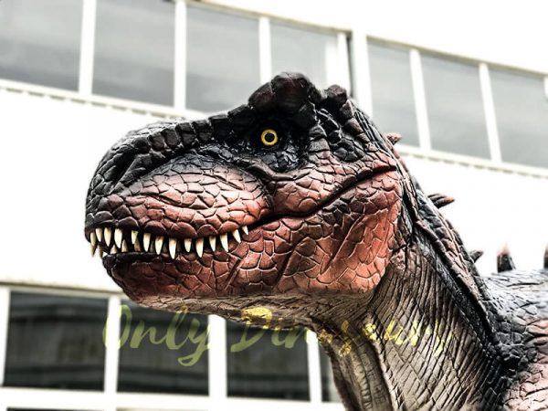 Jurassic Park T-Rex Costume Hidden Legs4
