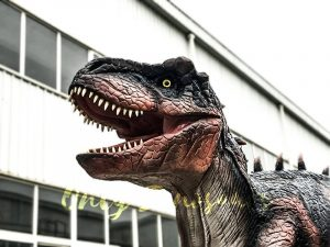 Jurassic Park T-Rex Costume Hidden Legs