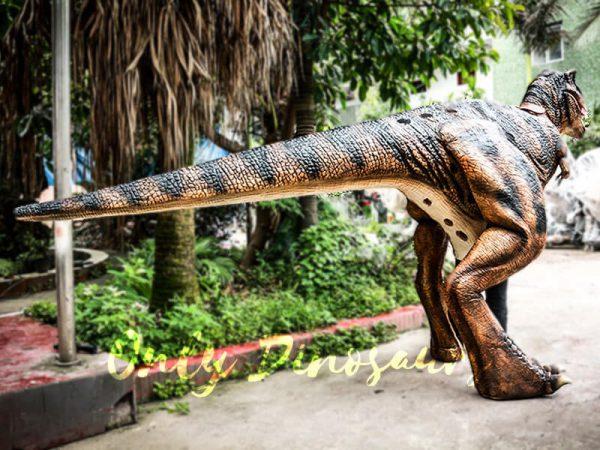 Jurassic World Costume Stripe T Rex1 1