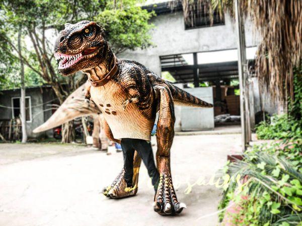 Jurassic World Costume Stripe T Rex2 1