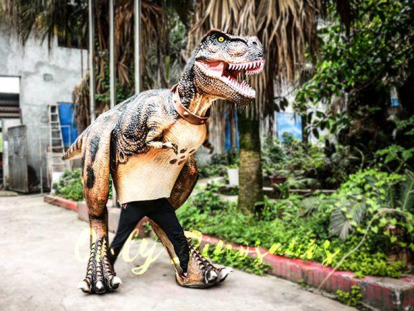 Jurassic World Costume Stripe T Rex5 1