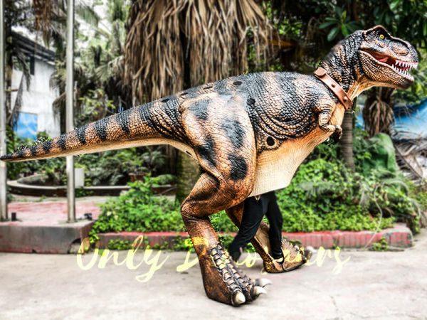 Jurassic World Costume Stripe T Rex6 1