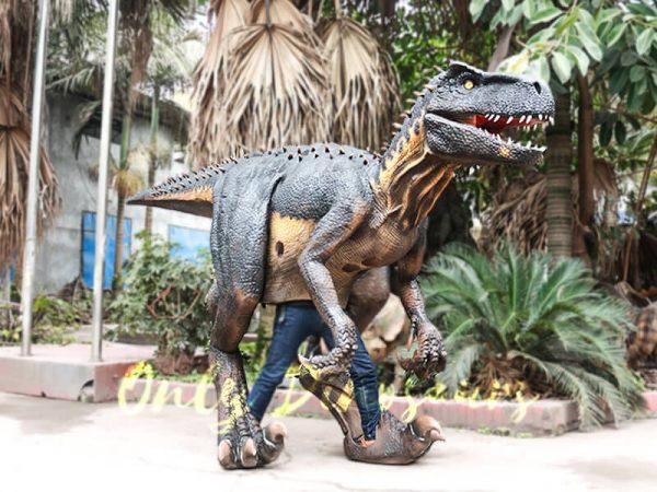 Jurassic World Realistic Indoraptor Costume1 1
