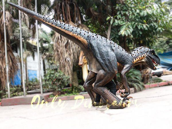 Jurassic World Realistic Indoraptor Costume10 1