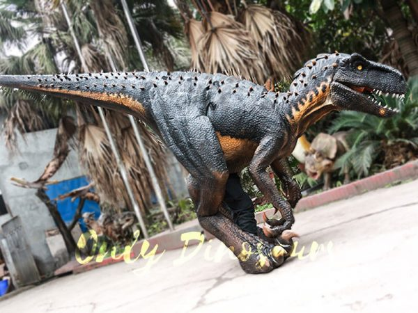 Jurassic World Realistic Indoraptor Costume13 1