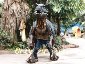 Jurassic World Realistic Indoraptor Costume
