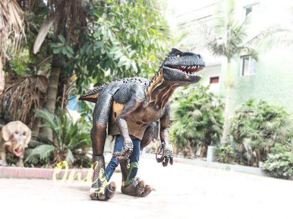 Jurassic World Realistic Indoraptor Costume9 1