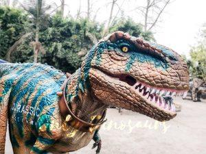 Jurassic World T-Rex Costume