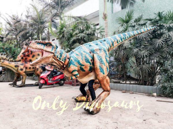 Jurassic World T Rex Costume3 1