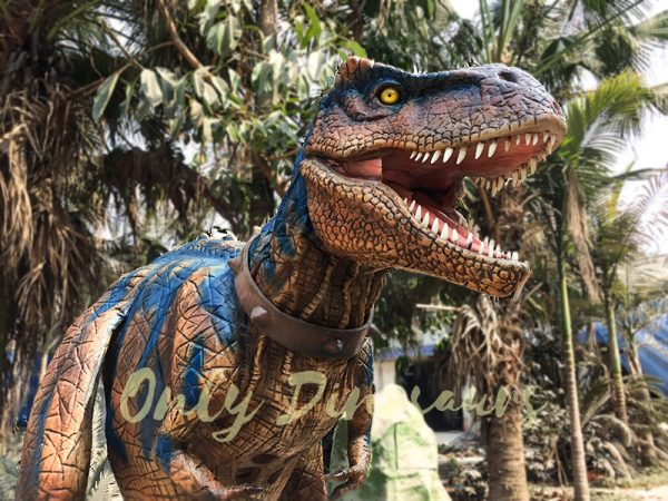 Life Size Rex Costume for Performer5 1