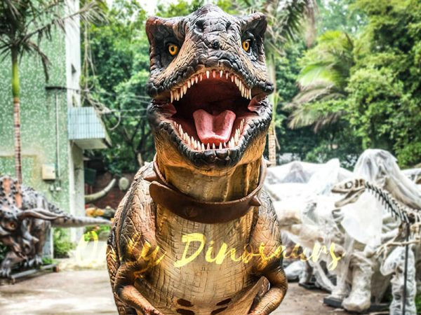 Life Size T Rex Costume4 1