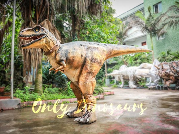 Life Size T Rex Costume5 1