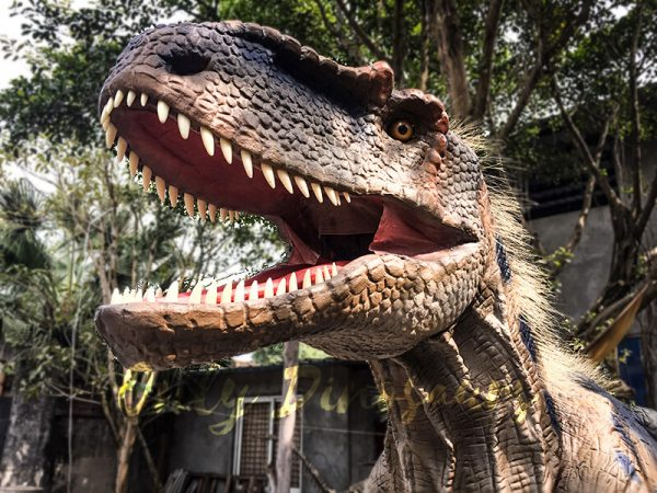 Movie Quality Costumes of Tyrannosaurus Rex with Feathers4 1
