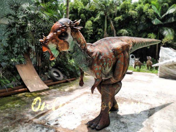 Pachycephalosaur Jurassic Park Walking Dinosaur Costume2 1