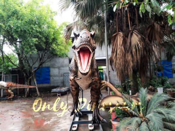 Realistic Animatronic Tyrannosaurus of Jurassic World7 1