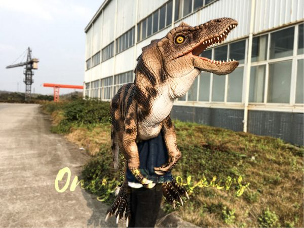 Realistic Baryonyx Shoulder Puppet For Education2 1