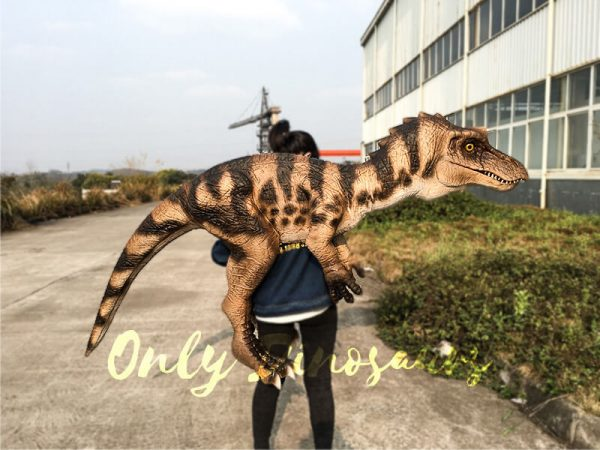 Realistic Baryonyx Shoulder Puppet For Education3 1