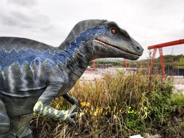 Realistic Velociraptor Costume for Adults1 1