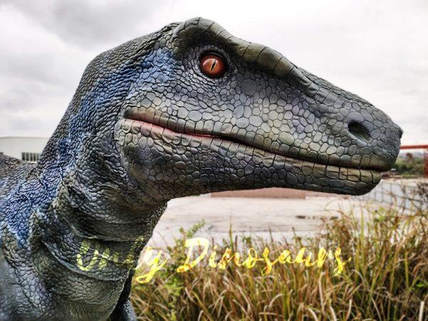 Realistic Velociraptor Costume for Adults2 1