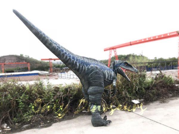 Realistic Velociraptor Costume for Adults3 1