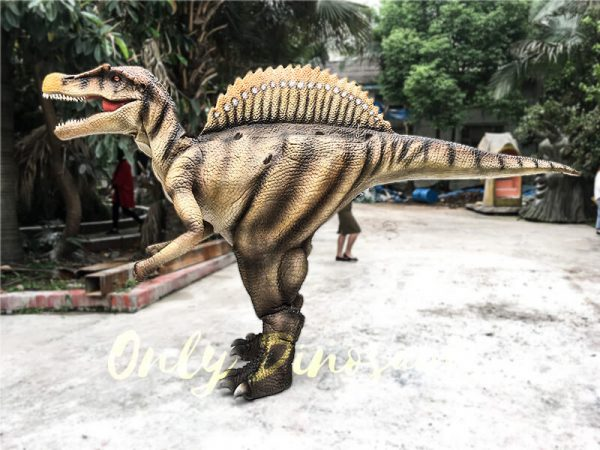 Reality Dinosaur Suit Costumes Hidden Legs1 1